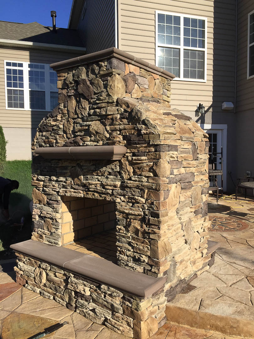 Fireplace - Projects